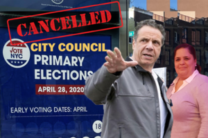 City Council Candidates Speak Out Against Cuomo's Abrupt Cancellation  of Special Election