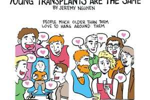 Babies and Young Transplants are Exactly the Same [COMIC]
