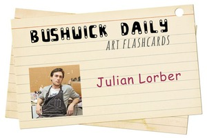 "Artist FlashCards: Julian Lorber's ""Architecture of Pollution"""