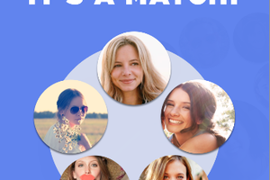 Meet the New App That's More About Besties Than Hookups