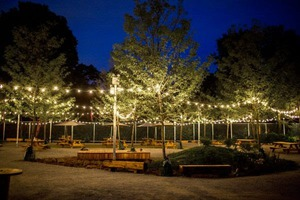 See Free Movies Under the Stars and Much More at Nowadays, Ridgewood's Outdoor Oasis