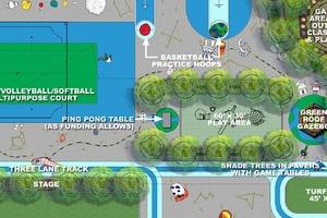 Bushwick to Get a New $1.5 Million Student-Designed Playground