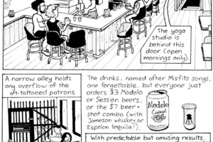 Cobra Club Cartoon + Other Articles to Read on the InterWebs Right Now