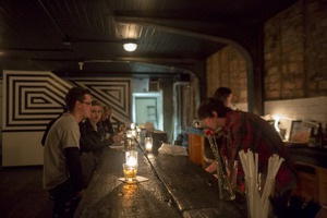 New Bar Alphaville Offers Healthy Drunk Food and Plenty of Space for Fun Weekends