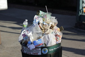 East Williamsburg's Trash Smell May Improve Slightly Next Year