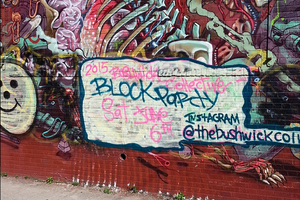 Bushwick Collective Announces Its Famed Block Party for June 6!