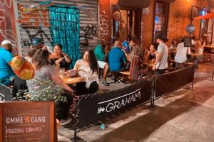 "Meserole Street Tavern ""The Graham"" Sues Cuomo Over Indoor Dining Curfew"