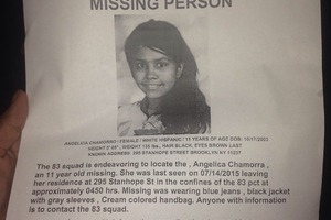 11-Year Old Girl Went Missing From Her Bushwick Home