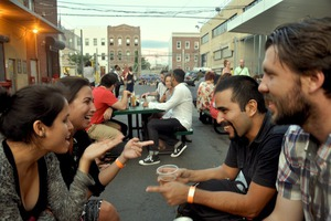 We're Jealous of Our Tuesday Well-Fed Selves: Photos from Taste of Bushwick