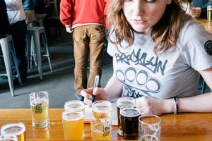 Bushwick Brews: Field Trip to SingleCut Beersmiths
