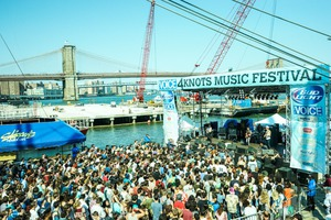 Smoke on the Water: 4Knots Festival with Mac DeMarco, Speedy Ortiz, Dinosaur Jr {PIX + PLAYLIST}
