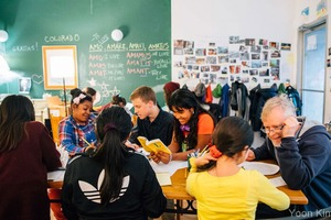 A Literary Powerhouse in Bushwick Needs Artist Volunteers to Support Its Programming!