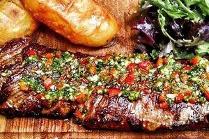 Uruguayan Restaurant Tabaré Brings Chivito to Bushwick