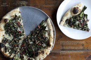 Look at the Spreads from Roberta's Upcoming Cookbook