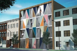 This Crazy New Apartment Building is Coming to Troutman Street in Bushwick