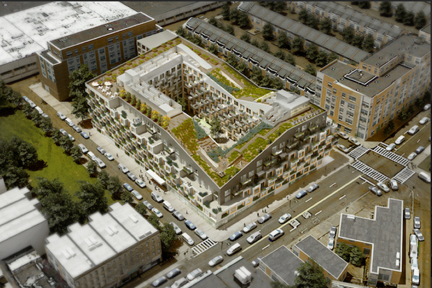New York Developers To Build Suburban Style Mall In The: Bushwick Is Named 4th Most Gentrifying Neighborhood By NYU