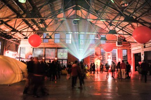 Past, Present & Future @ The Knockdown Center [Sign The Petition!]