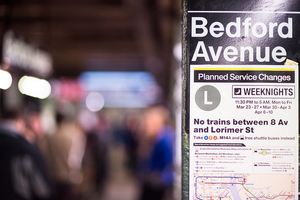 Say Whaa?? L Train Service to Manhattan Could Be Closed for Years