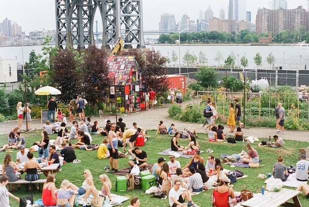 North Brooklyn Farms, a Beloved Nature Escape, Will Close at the End of 2019