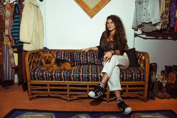Bushwick Sartorialists Will Find Stunning, Distinctive Pieces at Pussy Willow Vintage