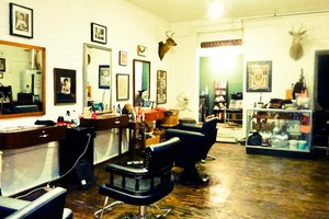 Tomahawk Salon Flees The Loom & Fears Not of the Motorcycle Gang