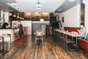 East Williamsburg Welcomes Mahji, A New Korean Eatery That Specializes In Fried Chicken