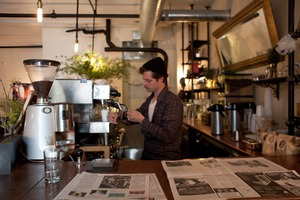 Kave: The Loom Coffee Shop