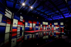 Where to Watch Tonight's First Vice Presidential Debate in Bushwick