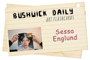 Artist Flashcards: Sessa Englund Inside and Out