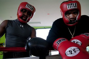 Pro Boxing Champions Are Training in Bushwick
