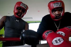 Pro Boxing Champions Are Training in Bushwick