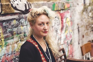 Meet Nyssa Frank from The Living Gallery, Her Wardrobe, Livelihood and Cat