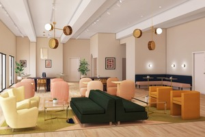 A Female-Focused Co-Working Space is Coming to Williamsburg with Childcare and Lactation Room