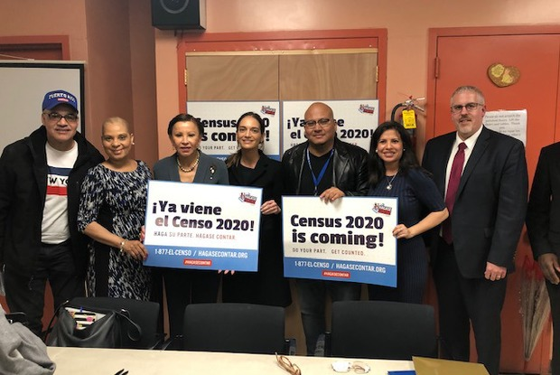 Congresswoman Calls on Bushwick Community to Participate in 2020 Census