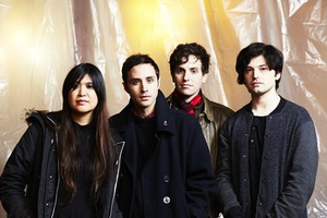 The Pains of Being Pure at Heart Rocked the Bushwick Church