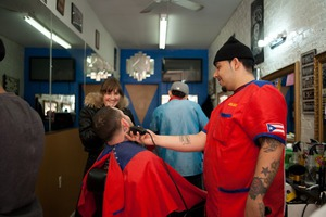 12 Photos of Bushwick Barbershops to Make You Happy