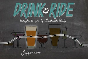 Drink & Ride: 5 Bars by the Jefferson L Train Stop