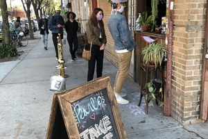 A Broken Social Scene On Crutches:  Bushwick Booze To Go