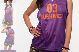 Urban Outfitters Is Selling 'Bushwick' Jerseys for $39
