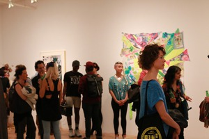 """Nu Age Hustle"" at Momenta Art: ""Raw, Phat and Trance-inducing - HUH!"""
