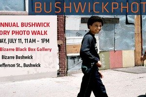 Join Meryl Meisler and Friends for the 4th Annual Bushwick History Photowalk This Saturday
