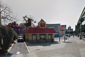 KFC Next to the Cook Mansion Will Likely Be Swallowed by an Apartment Building