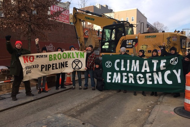 Police Arrest Ten Protestors on Friday as Pipeline Action Continues