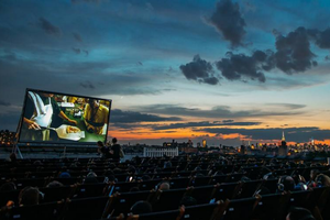 Watch Movies Under the Stars at This Summer's Rooftop Cinema Club Screenings