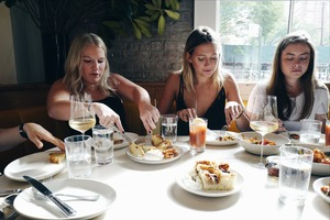 A New Restaurant App Comes to Bushwick: Receive Rewards for Going Out to Dinner
