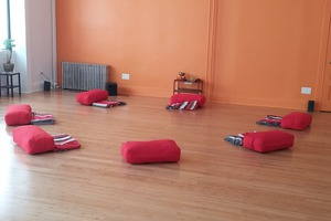 Check Out Yoga for All at New Ridgewood Studio