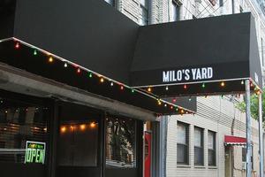 Pinball Enthusiasts, Meet Milo's Yard, a New Bar in Ridgewood