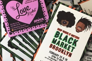Shwick Market Celebrates Love, Music and Black History This February