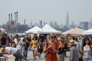 Brooklyn Flea Sunday