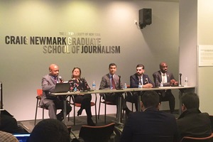 Rafael Espinal Pushes Creative Legislations at Forum with NYC Public Advocate Candidates